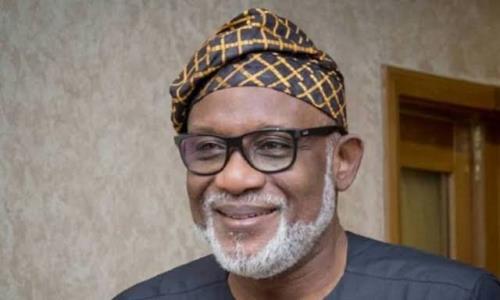 Akeredolu Speaks tough on his second term bid