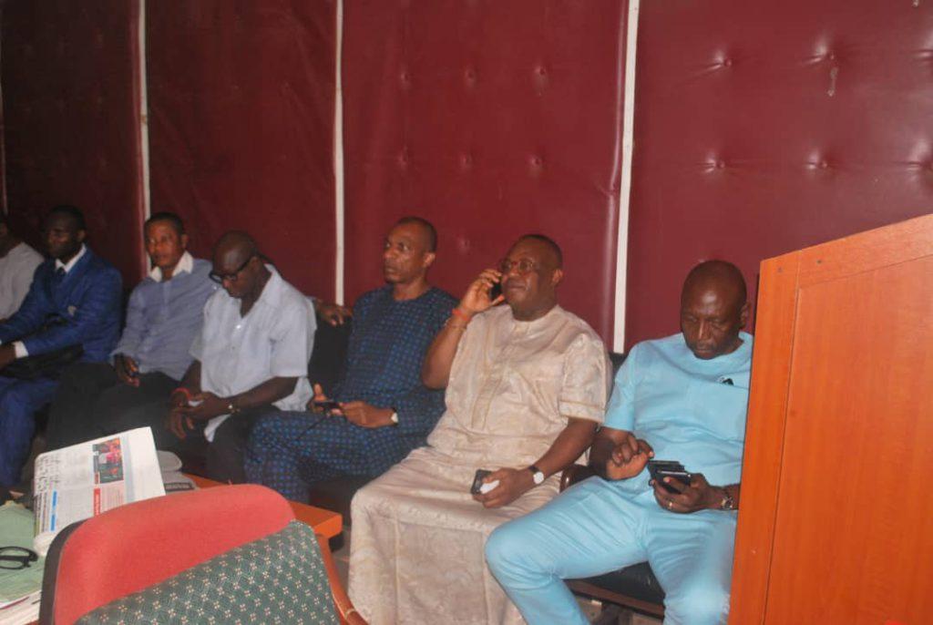 N700m Fraud: Court docks Ize-Iyamu, four others,
