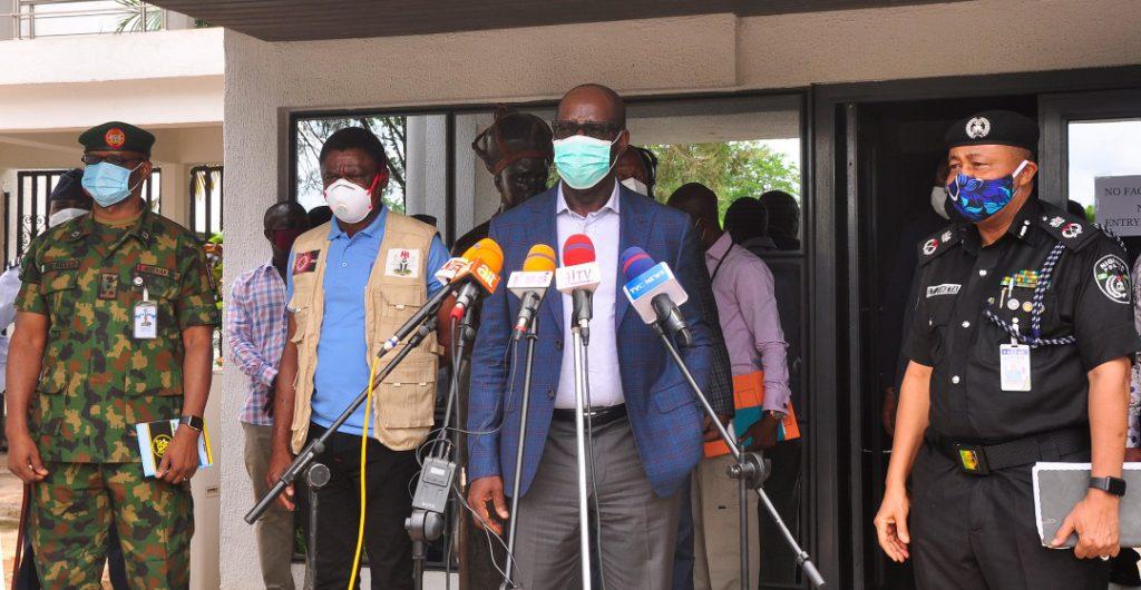Edo APC primaries: Obaseki Conveys APC