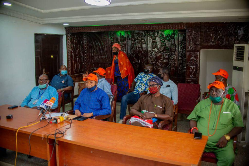 Edo 2020: APC LGA chairmen rubbish Ize-Iyamu's