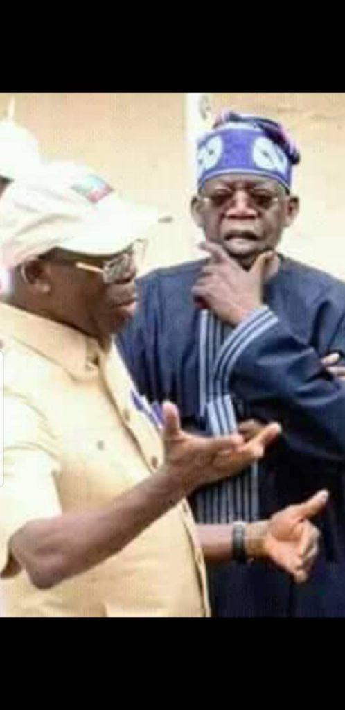 Tinubu directs Oshiomhole to get Ize-iyamu