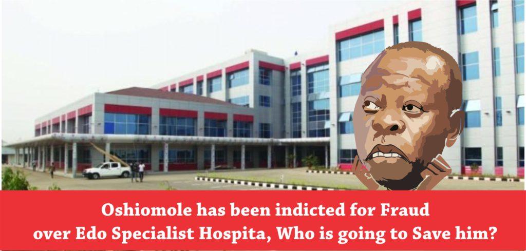 Benin Ultra-Modern Hospital: Oshiomhole and