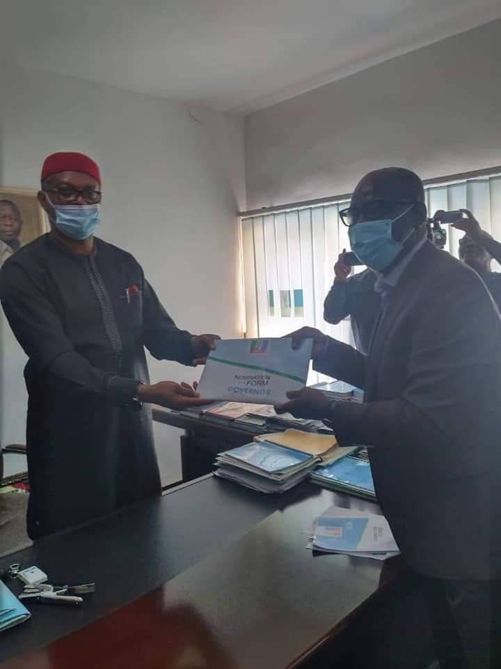 Edo Primaries: Obaseki Warns Oshiomhole To Stay