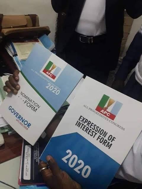 APC screening: Plot to Disqualify Gov Obaseki,