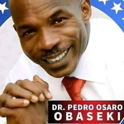 Edo 2020: Pedro Obaseki insists Ize-Iyamu stole